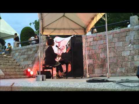 2012年8月 今月のサウンドミュージック 田中ルミ子 「夏の朝」