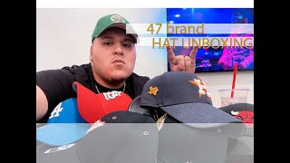 BEST HATS IN THE MARKET | UNBOXING 47 BRAND HATS