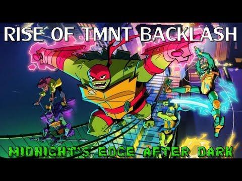 Rise of TMNT Backlash