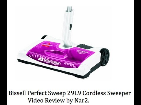 bissell perfect sweep 29l9 purple cordless sweeper uk review - Bissell Sweeper