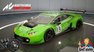 Assetto Corsa Competizione - Gameplay ITA - T300 - #01 - Lamborghini Huracan GT3