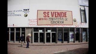 Llamado a la marcha del 10 de octubre #HistoriaSeMoviliza #SOSPorLaEducaciónPública