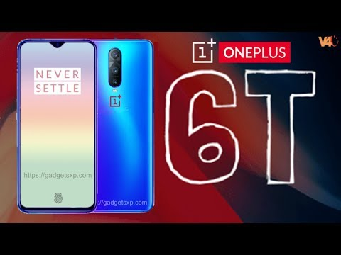 OnePlus 6T Official Look, Price, Release Date, Specifications, Camera, Trailer, Features, First Look