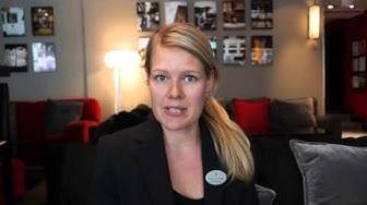 Hanna Mari Riihimäki, Manager Hotel Torni, Helsinki