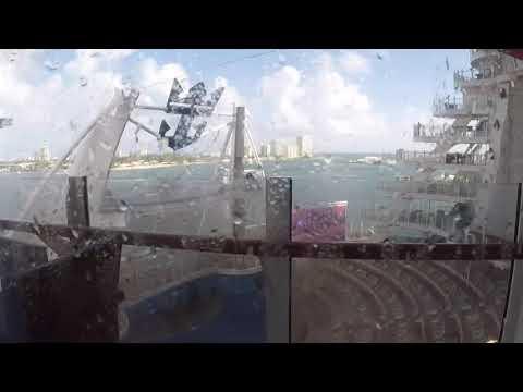 Royal Caribbean Harmony of the Seas: 2018 Ship Inspection