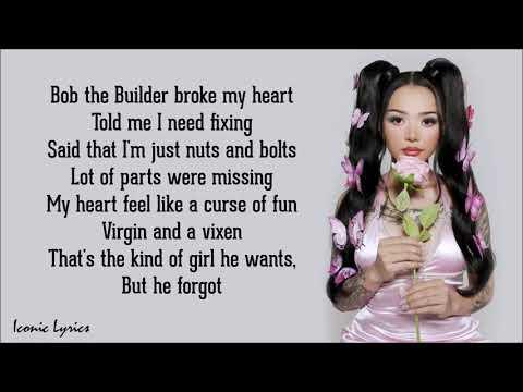 Build A B*tch – Bella Poarch (Lyrics) | This ain't Build a B*tch