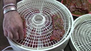 How to make beef jerky: Thit bò khô: Vietnamese Beef Jerky Recipe Thit Kho Bo