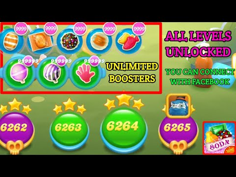 hack candy crush soda saga trên facebook - HOW TO GET UNLIMITED BOOSTERS IN Candy Crush Soda Saga ┃ All LEVELS UNLOCKED ┃ WITHOUT ROOT ┃ 2021 ┃