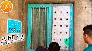 UN AIRE ACONDICIONADO QUE NO NECESITA ELECTRICIDAD? | Eco Cooler