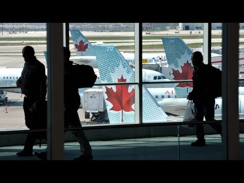 Air Canada passengers injured in severe turbulence