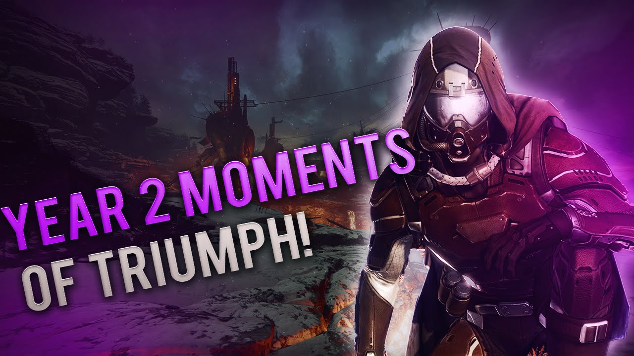 destiny - year 2 moments of triumph! is it worth it? how to get