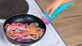 13 идей декора кухни в стиле единорогов!