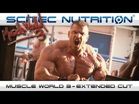 MUSCLE WORLD 3 - Extended Cut