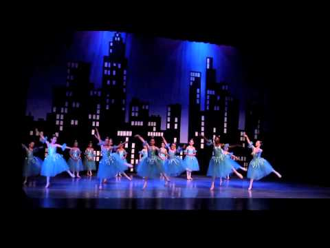 """Ellis Island: Isle of Hope"" from Colorado School of Dance Recital 2011"