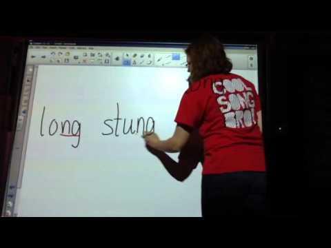 Saxon Phonics 2 Lesson 51: Digraph ng - YouTube