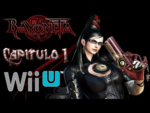 Bayonetta I Capítulo 1 I Lets Play I Español I WiiU I 1080p