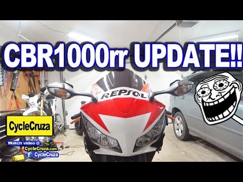 CBR1000rr and Ducati XDiavel Update! Motivation to Get a Motorcycle!