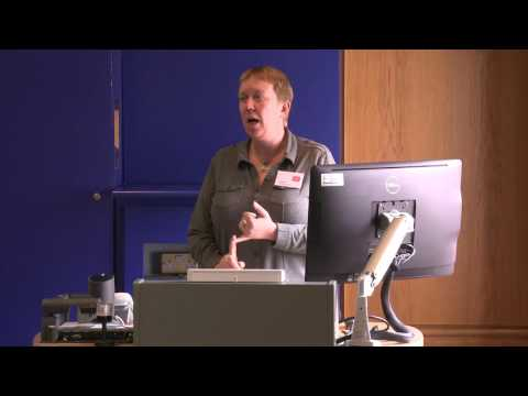 Suzanne Paul at DigiPal V (King's College London, September 2015)