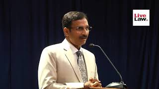 There Is No Profession Thrilling Than Legal Profession | Justice Nageswara Rao Lecture