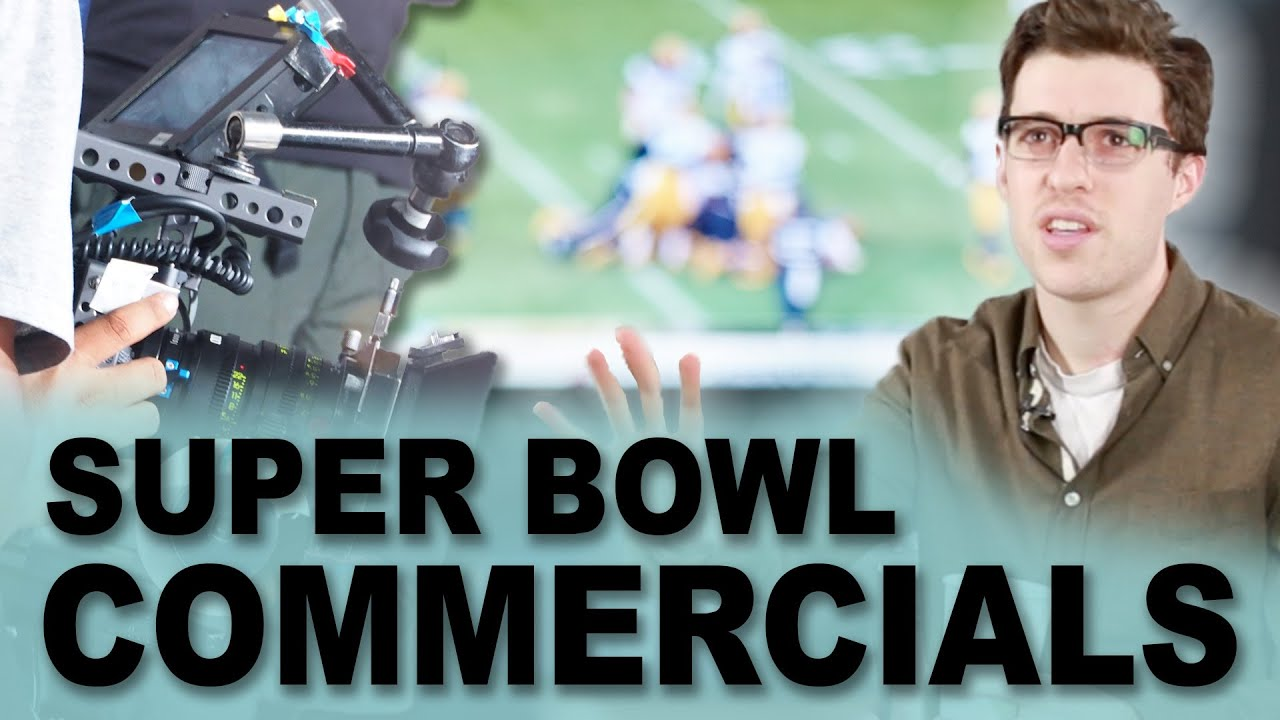 What Makes Super Bowl Commercials So Good