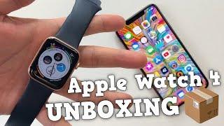 Apple Watch 4 - Robi wrażenie! | UNBOXING