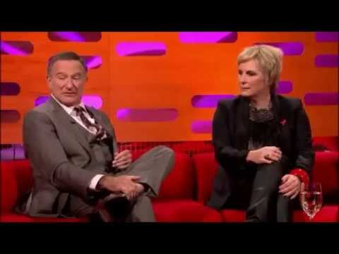 The Graham Norton Show   S10E05  Robin Williams  Elijah Wood  Jennifer Saunders