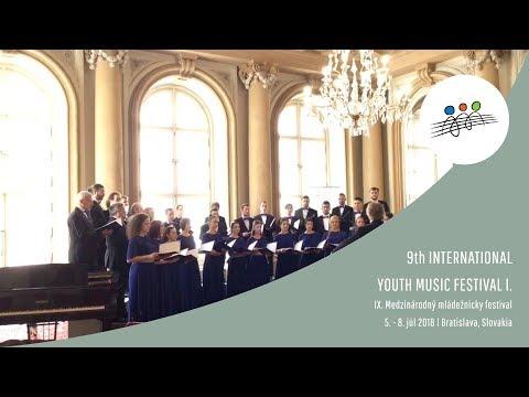 Mixed choir of University of Banja Luka 02 | 9th International Youth Music Festival I. 2018