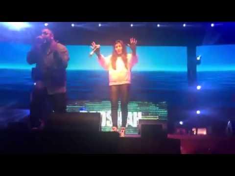 Aastha Gill Performing Live Sat Samundar Par Uploa
