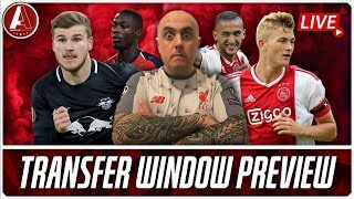 WHO WILL KLOPP SIGN THIS SUMMER? | LFC Transfer Window Preview