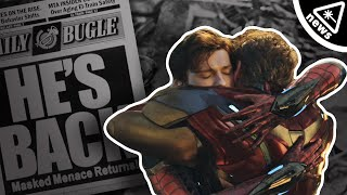 Spider-Man is Coming Back to the Marvel Cinematic Universe! (Nerdist News w/ Amy Vorpahl)