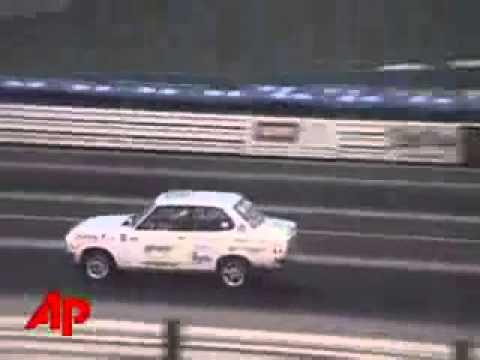 1200 WHITE ZOMBIE - Datsun DC Electric Car