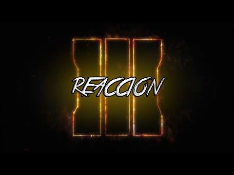 "REACCIÓN 2.0 TRAILER ""Black Ops 3 Zombies"" |  MUSLOO"