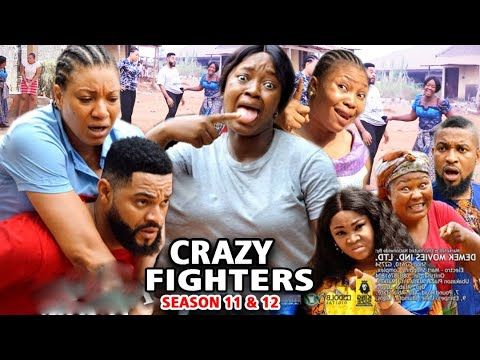 Download CRAZY FIGHTERS SEASON FINALE - (Trending Hit Movie) 2021 Latest Nigerian Nollywood Movie Full HD
