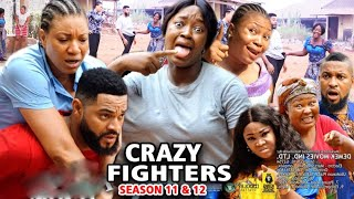 CRAZY FIGHTERS SEASON FINALE - (Trending Hit Movie) 2021 Latest Nigerian Nollywood Movie Full HD