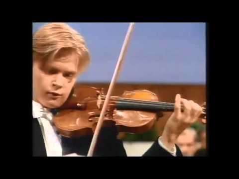 Pekka Kuusisto: Sibeliuksen viulukonsertto d-molli. Sibelius violin concerto d-minor