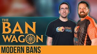 LSV and Matt Nass Weigh in on the Latest Modern Bannings | The Ban Wagon