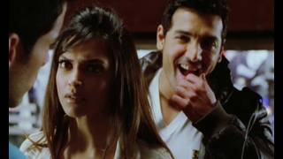 John Abraham meets his mystery woman - Desi Boyz