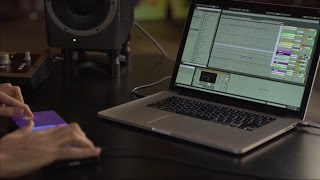 Control Ableton Live with BLOCKS