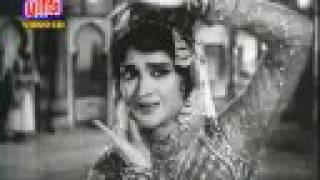 Vyjayanthimala dance - Ham pyar ka sauda (Zindagi 1964)