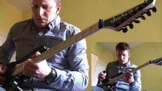 Kyla La Grange Cut Your Teeth Kygo Remix Guitar Cover Improvisation