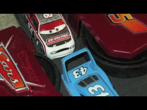 lightning mcqueen the race youtube. Black Bedroom Furniture Sets. Home Design Ideas