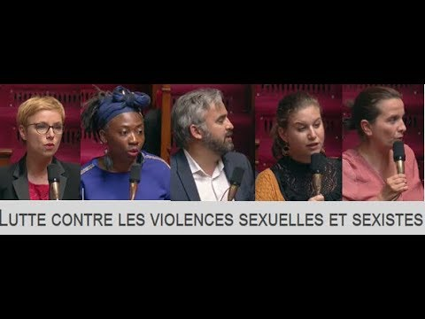 Lutte contre les violences sexuelles (Autain - Corbière - Fiat - Obono - Panot)