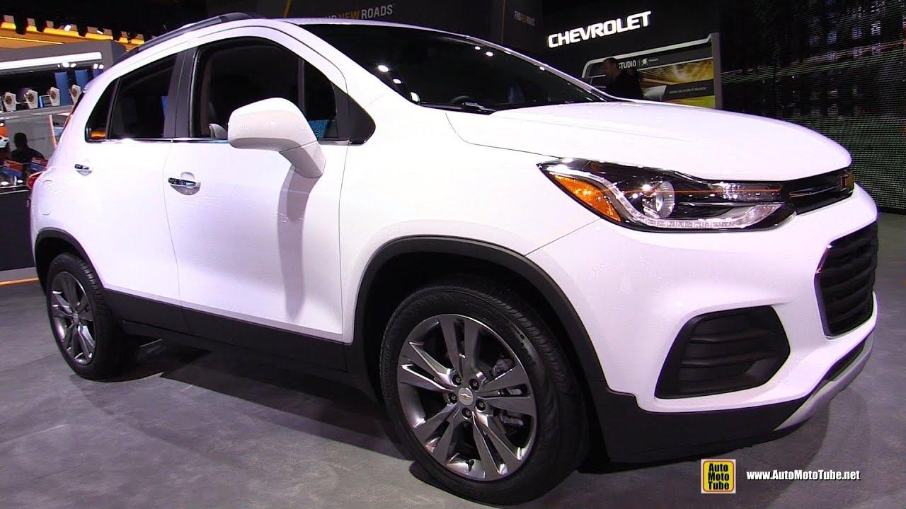 2019 Chevrolet Trax Lt Exterior And Interior Walkaround Detroit Auto Show 2019 Youtube
