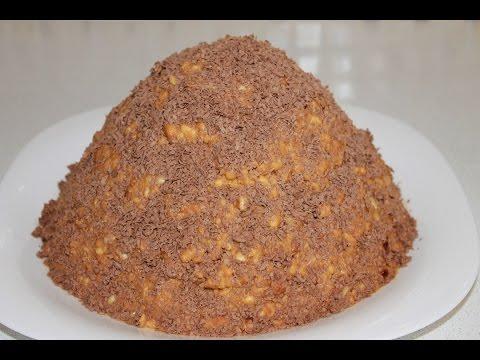 Торт на сковороде рецепты с фото Как приготовить торт