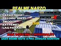 - Screen Recorder 60FPS REALME NARZO PUBG Mobile Open MIC + Internal Layar 90hz full