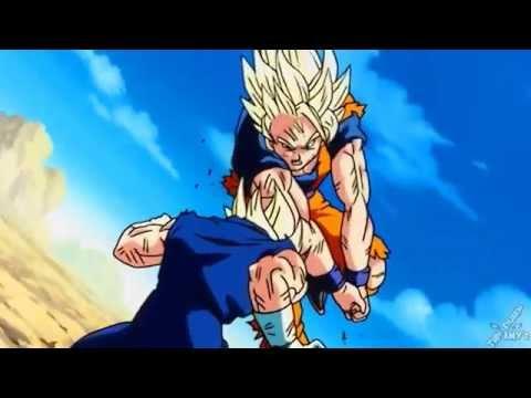 [AMV] Goku Vs Vegeta - Courtesy Call