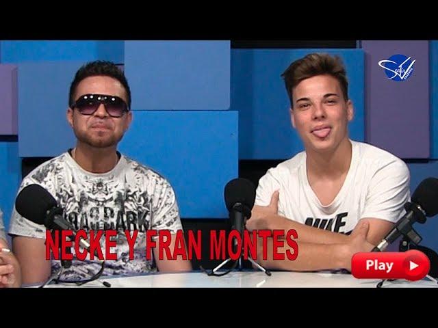 El Retablo con Necke  y Fran Montes