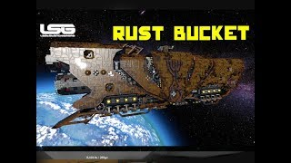 Space Engineers - Rust Bucket Old Ships