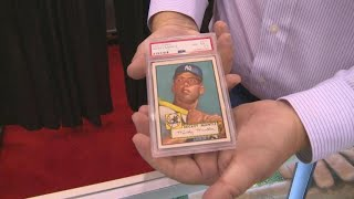 "New Jersey brothers find 5 ""holy grail"" Mickey Mantle baseball cards"