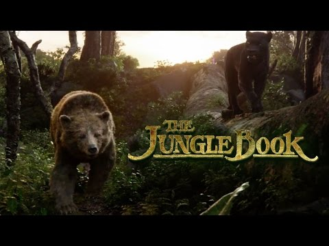 The Jungle Book new tv spot review - Collider